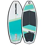Driftsun Throwdown Wakesurf Board - 4' 8' Custom Surf Style Wakesurfer