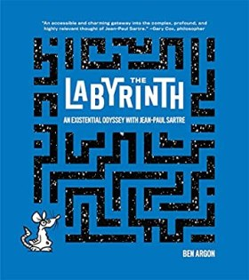 The Labyrinth: An Existential Odyssey with Jean-Paul Sartre: Argon, Ben, Cox, Gary, Daigle, Christine: 9781419740022: Amazon.com: Books