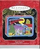 Hallmark Keepsake Ornament, Superman Tin Lunchbox, Dated 1998