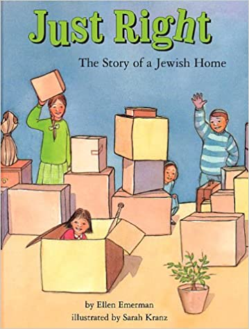 Image result for Just Right: The Story of a Jewish Home
