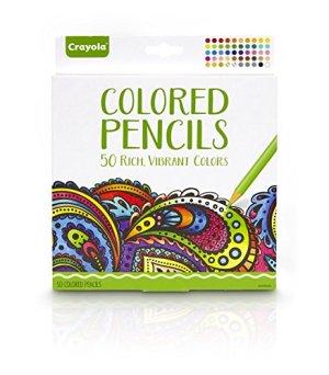 Crayola Colored Pencils Amazon Exclusive