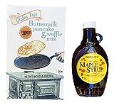 Trader Joe's Gluten Free Pancake Mix & Maple Syrup