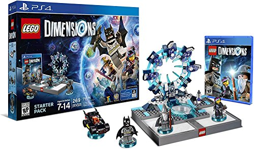 Lego Dimensions Starter Pack for Playstation 4 / PS4 or