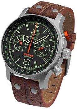 Vostok Europe Expedition North Pole 1 Titan Men's Watch 6S21/595H299