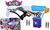 Nerf Rebelle Super Stripes Collection Exclusive Rapid Glow Blaster