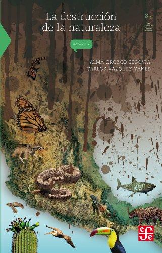 La destrucción de la naturaleza (Literatura)