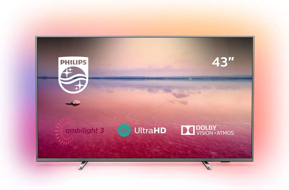 TV LED 4K 108 cm 43PUS6754/12