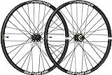 Spank OOZY Trail 345 Boost Wheelset 27.5' Bike Wheels, Black