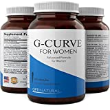 Optinatural- Dietary supplement G-Curve for women, , 60 Capsules, Maca root extract