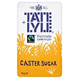 Tate & Lyle Fairtrade Caster Sugar (1Kg)