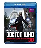 Doctor Who: Dark Water/Death in Heaven 3D (BD 3D / BD / DVD) [Blu-ray]