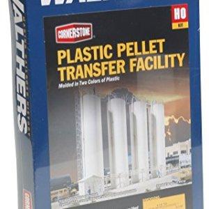 Walthers Cornerstone 933-3081 Plastic Transfer Facility Kit 51ApbosF8dL