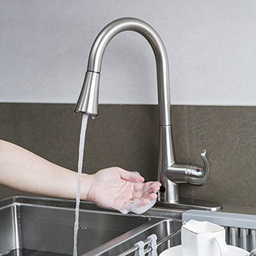 Best Touchless Kitchen Faucet Reviews Best Touch Free