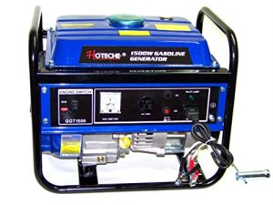 NEW 1500 W PORTABLE GASOLINE ELECTRIC POWER GENERATOR GAS 4 STROKE