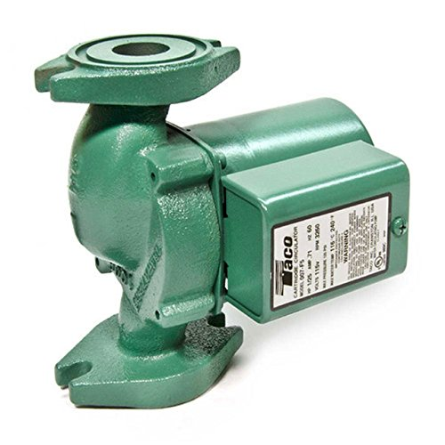 Taco 007-F5-7IFC Cast Iron Circulator Pump with Integral Flow Check 51Asak4XvWL
