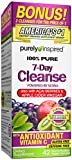 Purely Inspired 7-Day Cleanse, Flush Excess Waste, 42 Count Cleanse Supplement