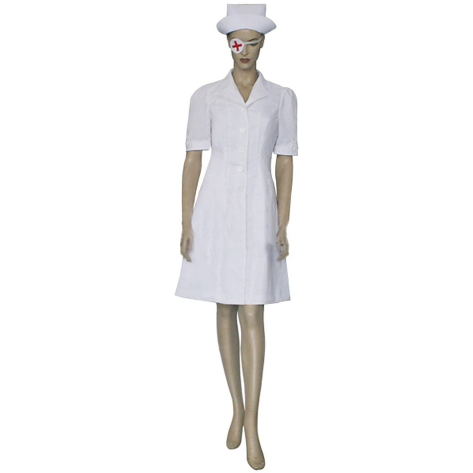 MLYX Women's Kill Bill Elle Driver Cosplay Costume Women's Dress