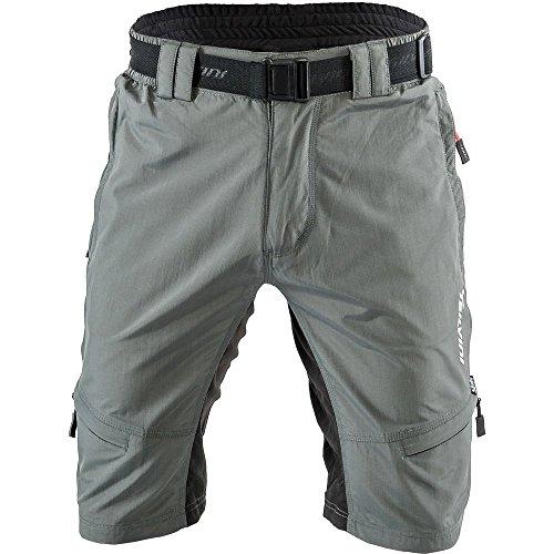 SILVINI Mountain Bike Shorts for Men MTB Cycling | Heavy-Duty & Breathable | Rango MP857