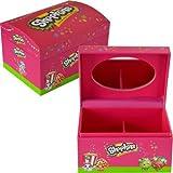 Shopkins Jewelry Box With Mirror 4X3X2.6'