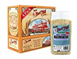 Bob's Red Mill Organic Quick Cooking Steel Cut Oats, 22 Oz (4 Pack)