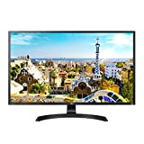 LG 32UD60-B 4K UHD Monitor with AMD FreeSync (2018) (Renewed)