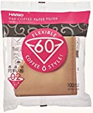 Product review for Hario V60 Misarashi Coffee Paper Filter (Size 02, 100 Count, Natural)