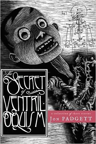 The Secret of Ventriloquism: Padgett, Jon: 9780692799642: Amazon ...