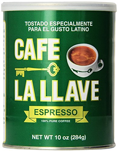 Café La Llave Espresso, 10 Ounce Can