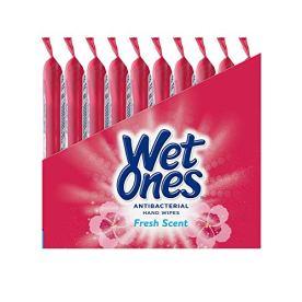 Wet Ones Antibacterial Hand Wipes, Fresh Scent