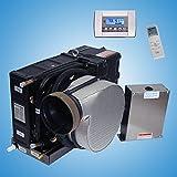 9000 Btu/h Marine Air Conditioner and Heat Pump 110-120v/60hz