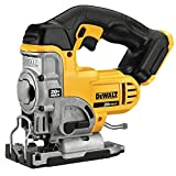 Dewalt DCS331BR 20V MAX Cordless Lithium-Ion Jigsaw Bare Tool (Renewed)