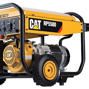 Cat RP5500 5500 Running Watts and 6875 Starting Watts Gas powered Portable Generator