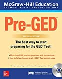 McGraw-Hill Education Pre-GED with DVD, Second Edition