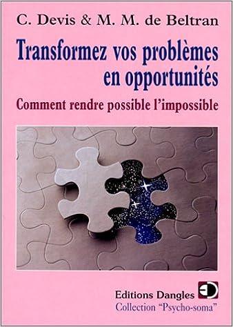 Transformez vos problèmes en opportunités