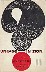 Image result for ‫ כותר: ‬  	 Unease in Zion / edited by Ehud Ben Ezer ;