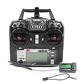 Flysky FS-i6X 10CH 2.4GHz AFHDS RC Transmitter w/ FS-iA6B Receiver
