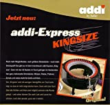 addi Express King Size Knitting Machine Kit includes 46 needles