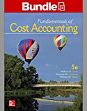 Gen Combo LL Fundamentals of Cost Accounting; Connect 1s Access Card
