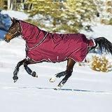 Product review for Horseware Rambo Duo Burgundy 72