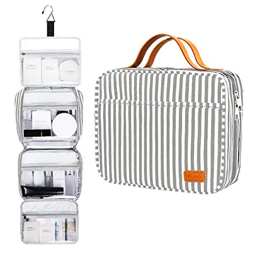 Hanging Travel Toiletry Bag,Large Capacity Cosmetic Travel Toiletry...