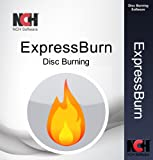 Express Burn Disc Burning Software - Audio, Video and Data to CD/DVD/Blu-ray [Download]