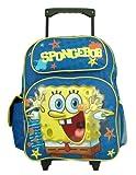 Spongebob Squarepants Large Rolling Backpack