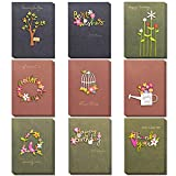 36 Pack All Occasion Wooden Patterns | Handmade Greeting Cards Assortment with Envelopes - Assorted Just for You, Especially for You, Best Wish, Happy Birthday, Have A Great Day, Especially Friend