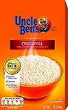 UNCLE BEN'S Original Long Grain White Rice, 2lb, (18pk)
