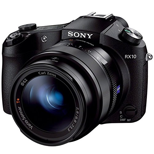 Sony Cyber-Shot RX10M IV Mirrorless 20 1 MP 4K Video Camera DSC-RX10M4 and  ZEISS 24-600mm F 2 4-F4 Ultra Telephoto Zoom Lens Bundle with 64GB SDXC