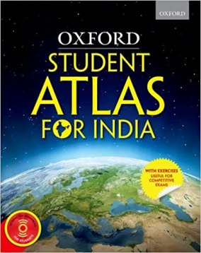 oxford atlas for india