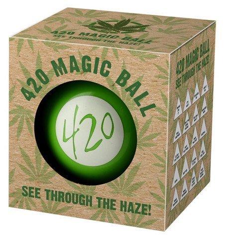 Island Dogs 420 Magic Ball