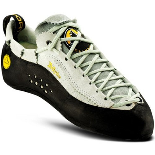 La Sportiva Mythos Lace-Up Climbing Shoe - Women's, Pistachio, 39 M EU