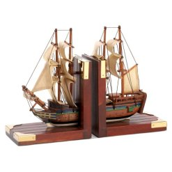 Nautical themed Sailing Bookend