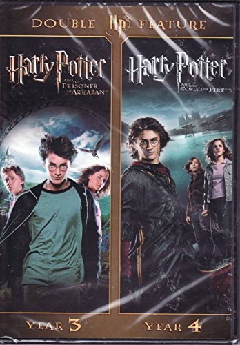 Harry Potter and the Prisoner of Azkaban / Harry Potter and the Goblet of